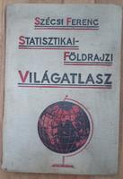STATISZTIKAI - FÖLDRAJZI VILÁGATLASZ