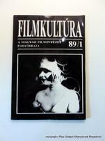 1989 január  /  FILMKULTÚRA  /  Meglepetés születésnapra :-) Ssz.:  17830