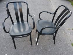 2 db Thonet jellegű IKEA  szék.