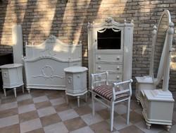 Provace-i stílusú hálószoba bútor