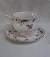 397 - Angol  kávés csésze aljjal