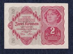 Ausztria 2 Korona 1922 (id11723)