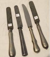 Antik kések 4 DB