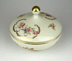 1C364 Régi vajszínű Rosenthal porcelán bonbonier