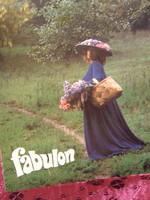 2 db Fabulon reklámos képeslap