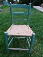 Sváb fonott szék