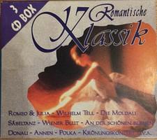 3 db-os cd válogatás romantikus szerzeményekből.