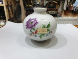 Meissen porcelán váza