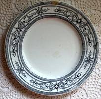 Copeland Spode, Roma dekoros fajansz tányér, ritka