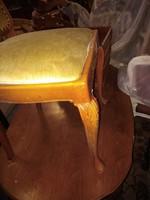 Chippendél barok 4 darab szék