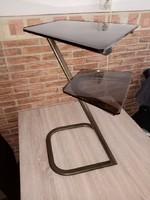 Többfunkciós Modern -Dizánj Asztal  (Telefon-Laptop Stb....)
