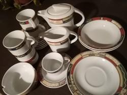 Hutschenreuther porcelán kávéskészlet