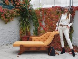 Antik stílusú kanapé szófa pamlag