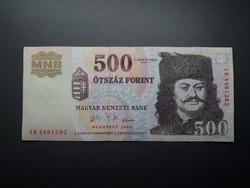 500 Forint 2006 EB - 1956-os emlékbankjegy papírpénz - Retró ötszázas bankjegy eladó