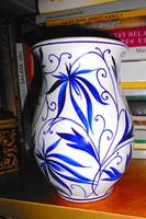 Antik jelzett  városlődi  váza