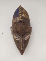 Afrika afrikai  maszk Yoruba népcsoport, Nigeria zk19