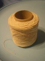 Maszk vagy ékszerkészítéshez Spéci Osztrák erős gumi 1mm-es 1 fm = 3 fm-ig  br: 207 gr 1 fm =0.5 gr