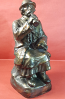Zsolnay szobor - Beszédes János