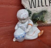 Zsolnay porcelán Annuska , nosztalgia darab.