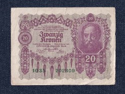 Ausztria 20 Korona 1922 (id10746)