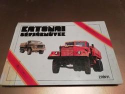 Katonai Gépjárművek- Típuskönyv