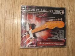 JEAN-PIERRE DANEL GUITAR CONNECTION 3 - CD + DVD - bontatlan celofános