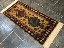 Gyapjú PERZSA szőnyeg - Tisztítva, 65 x 156 cm