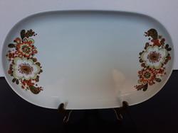 2 db  Alföldi porcelán tál, pecsenyés és köretes
