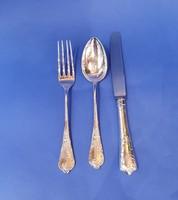 Ezüst KÉS-VILLA-KANÁL evőeszköz