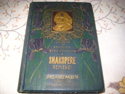 Shakespeare  Remekei  / Remekírók  Képes  Könyvtára / nagyon szép állapotban megmaradt  könyv
