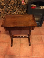 Bieder varró vagy lerakó kis asztal