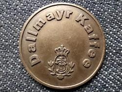 Dallmayr kávé zseton (id40507)
