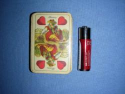 Miniatűr magyar kártya
