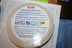 1 db Tesa anti slip tape 60953 - 15m sötétben világító ragasztószalag csúszásgátló szalag