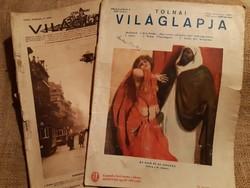 Tolnai világlapja 1926-29 hetilap