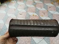 Régi antik kuglóf sütő forma, falra szerelhető, dekorációnak is kiváló. Süteményes sütő formája