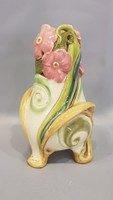 Antik szecessziós Zsolnay váza