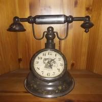 Telefon óra antik hatású.Alkudható!