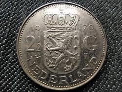 Hollandia I. Julianna (1948-1980) 2.5 Gulden 1970 (id13608)