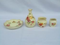 Zsolnay pillangós porcelánok