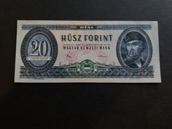 Hajtatlan 20 Forint 1980 aUnc.