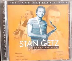 STAN GETZ  : EARLY AUTUMN   -  JAZZ CD