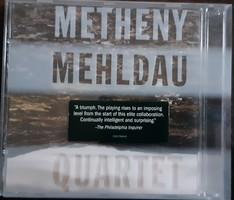 PAT METHENY  -  MEHLDAU QUARTET   -  RITKA   JAZZ CD