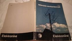 Televízió-vevőantennák  Elektronika sorozat Cesky, Tomas