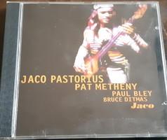 JACO PASTORIUS   PAT METHENY   -  JAZZ CD