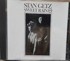 STAN GETZ  : SWEET RAIN   -  JAZZ CD