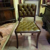 Eredeti angol cesterfild Beresford and Hicks gyártású szék