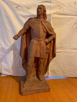 Terrakotta szobor Kisfaludi Strobl Zsigmond