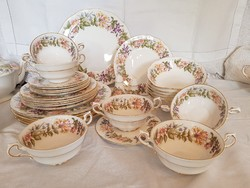 32 db os, 6 szemèlyes Royal Albert Country Lane csontporcelàn ètkező