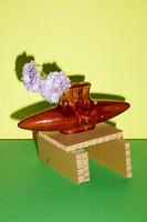 Kispesti Gránit váza